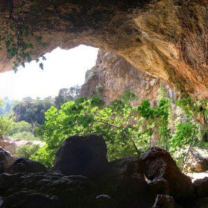 SL CV 163 Sendero Cueva de Las Palomas