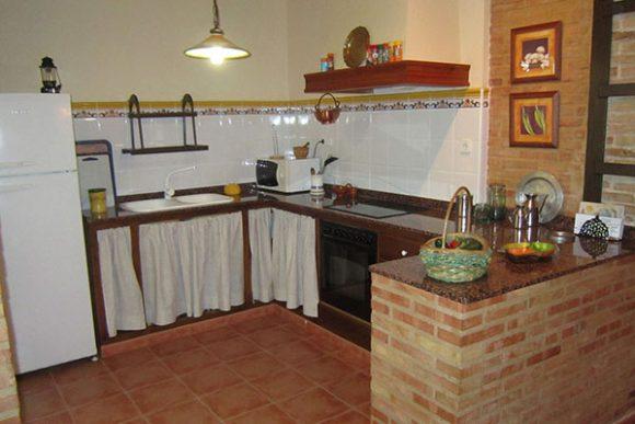 Casa rural El Pozo