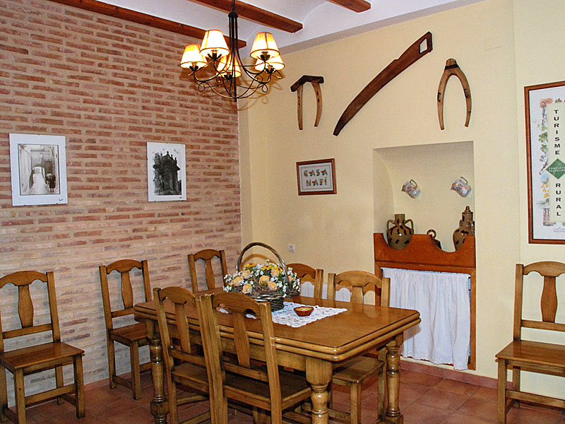 Casa rural Nati