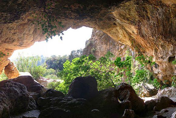Paraje de la Cueva de las Palomas