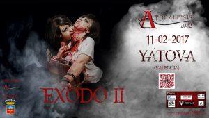 Apocalipsis 2012 - evento zombi @ Yátova | Comunidad Valenciana | España
