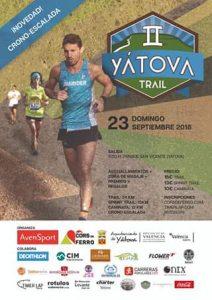 II TRAIL YÁTOVA @ Salida parque San Vicente   Yátova   Comunidad Valenciana   España