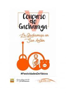 V concurso de GACHAMIGA @ YÁTOVA | Yátova | Comunidad Valenciana | España