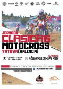 CLÁSICAS MOTOCROSS YÁTOVA @ CIRCUITO TONAU | Yátova | Comunidad Valenciana | España