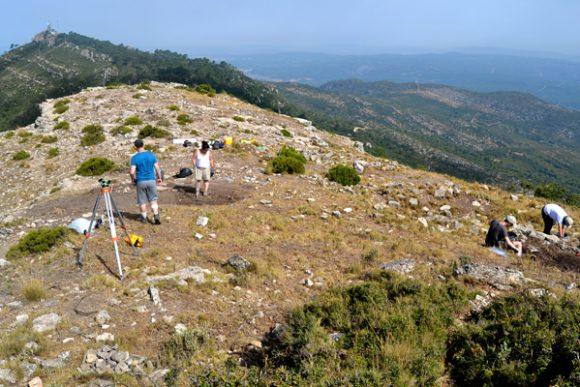 Poblado ibero Pico de los Ajos