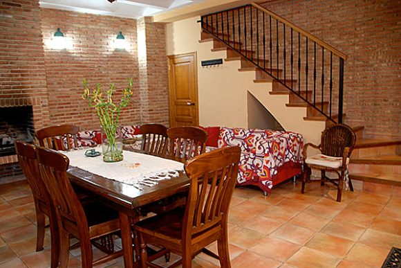 Casa rural El Rincón