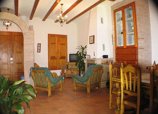 Casa rural Josefina La Solana