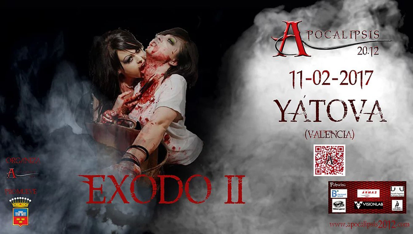 Apocalipsis 2012 - evento zombi