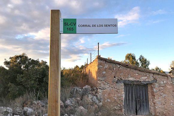 Ruta Los Cucos Yátova (Valencia)